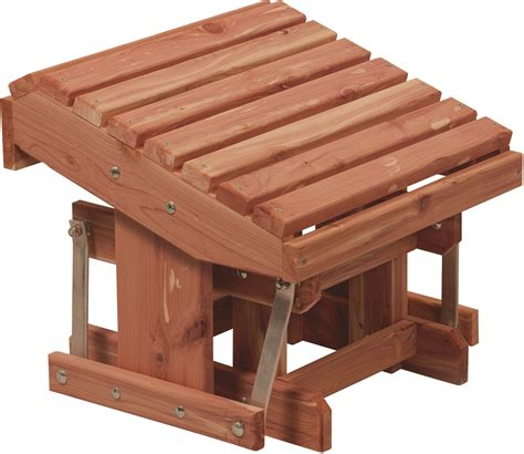 Outdoor Ottoman Plans