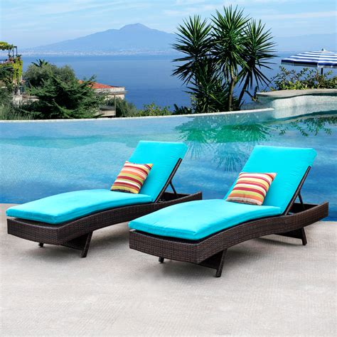 Outdoor Patio Lounge Chairs