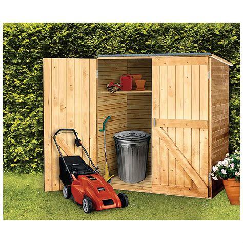 Outdoor Wood Storage