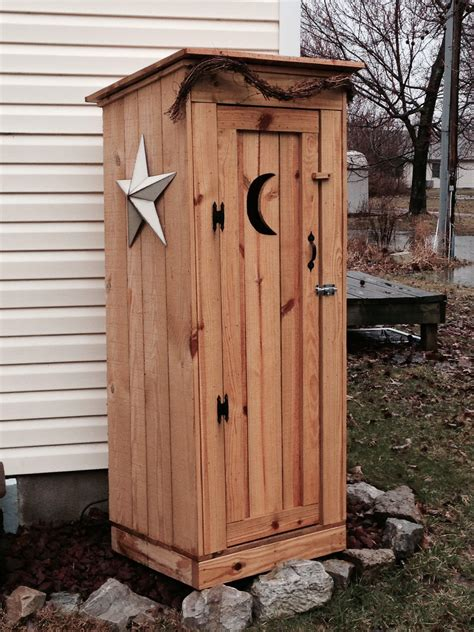 Outhouse Tool Shed Woodworking Plans