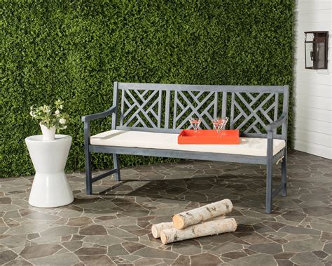 Outside Bench Seating