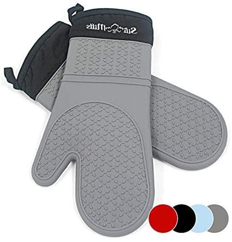 Oven Mitts 1 Pair  Ebay.
