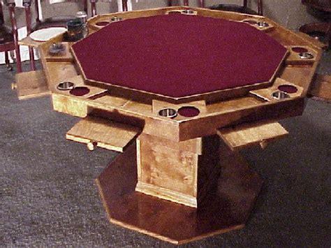 Oxtagon Poker Table Plans