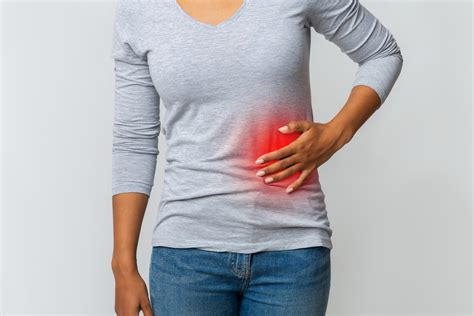 pain in left side of stomach/hip