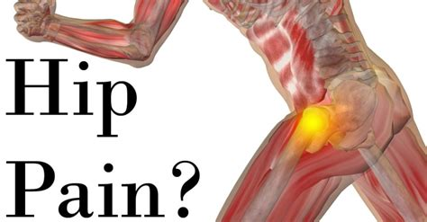 pain in my upper thigh and hip