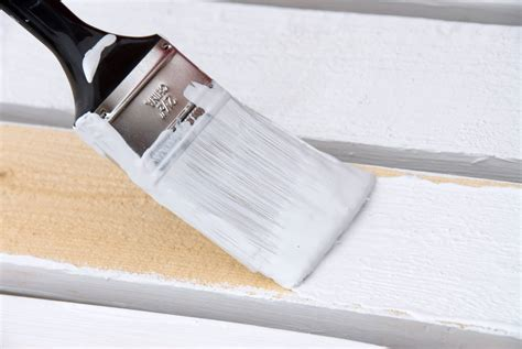 Paint For Treated Lumber