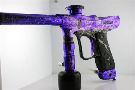 Gun-Builder Paintball Gun Customizer Builder.