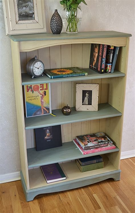 painted bookcases pinterest