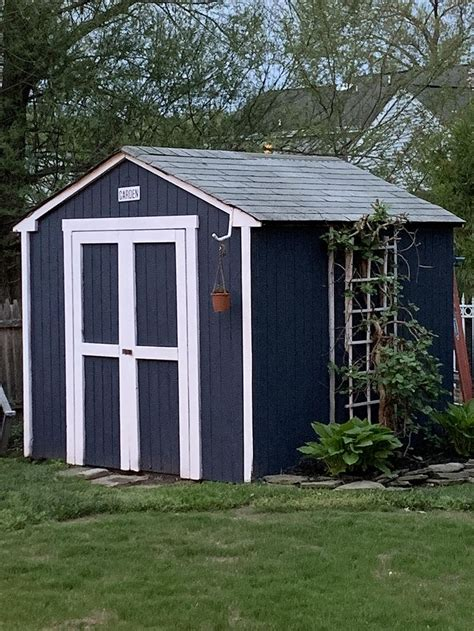Painting Sheds