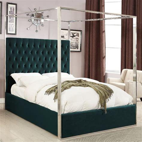 Pamala Upholstered Platform Bed