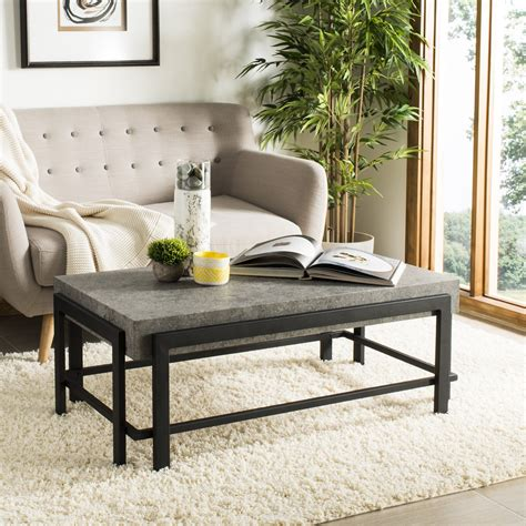 Pamphile Rectangular End Table