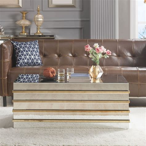 Pamphile Rectangular End Table