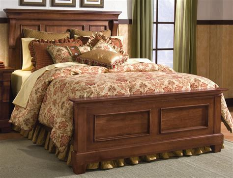 Panel Bed byGrace Collection