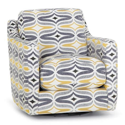 Panos Swivel Armchair