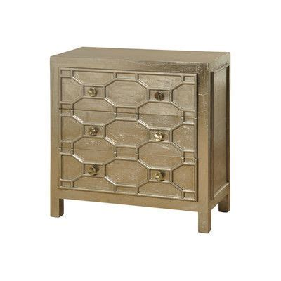 Pantelle 3 Drawer Accent Chest