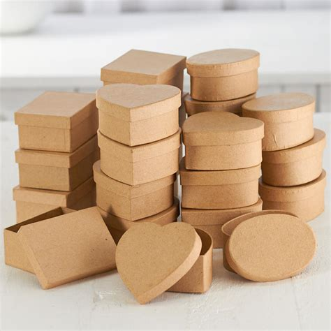 Paper Mache Boxes Bulk