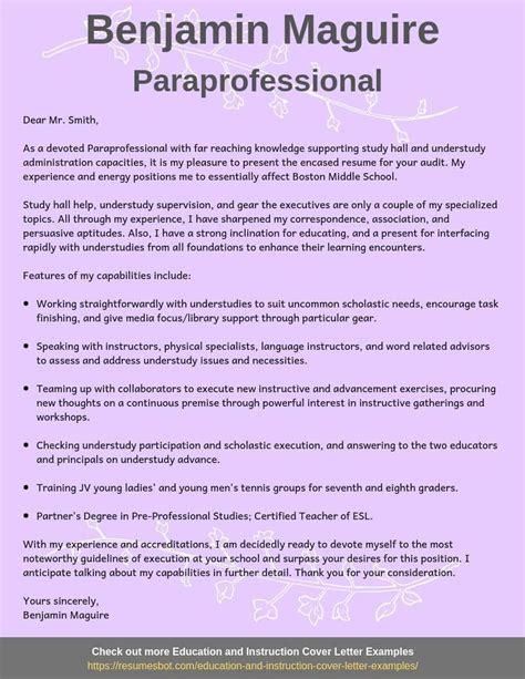 cover letter for resume paraprofessional paraprofessional resume sample cover letters and resume
