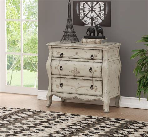 Pardee 3 Drawer Accent Chest