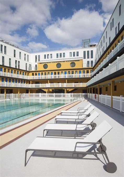 Parijs Hotel Zwembad