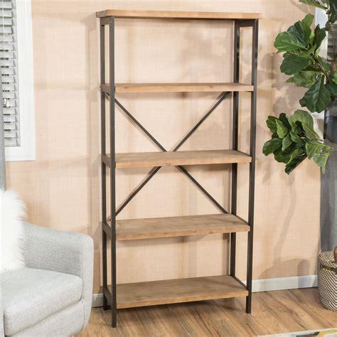 Parthenia Etagere Bookcase