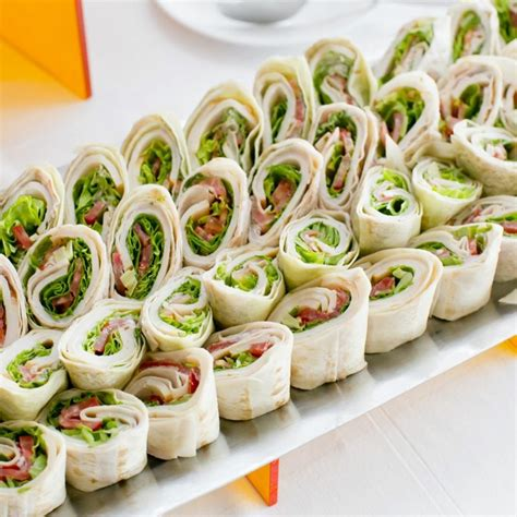 Party Wraps Fingerfood