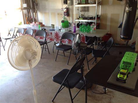 Party Garage Design