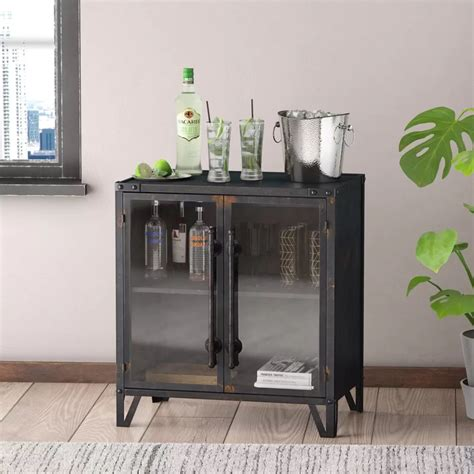 Paso Robles 2 Door Accent Cabinet
