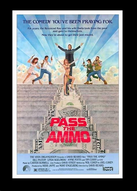 Ammunition Pass The Ammunition And Dam.