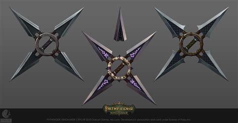 Ammunition Pathfinder Shuriken Ammunition.