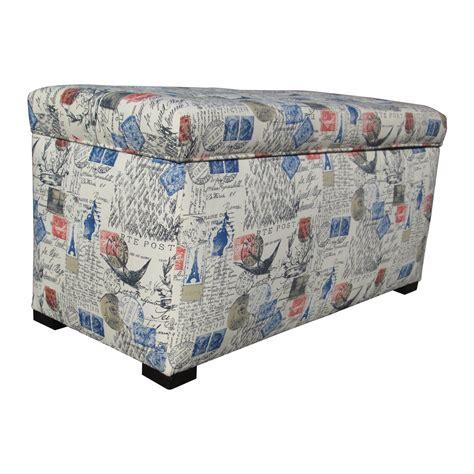 Pavot Upholstered Storage Bench