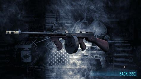 Tommy-Gun Payday 2 Tommy Gun Wiki