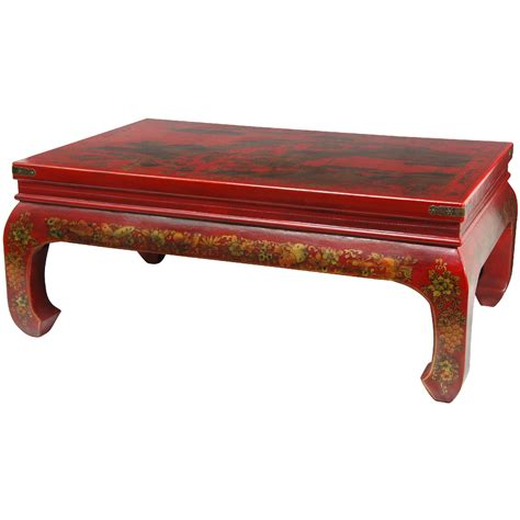 Peaceful Village Coffee Table