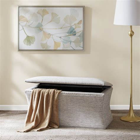 Pegasi Upholstered Storage Bench