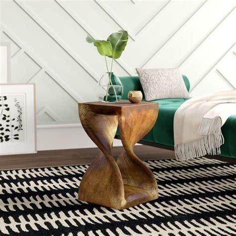 Pelley Twist End Table