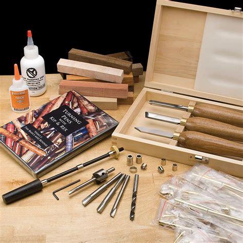 Pen Turning Supplies