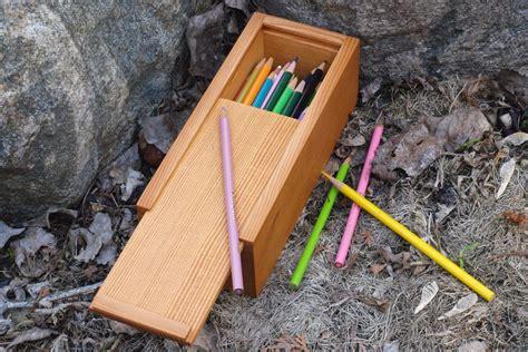 Pencil Box Wooden