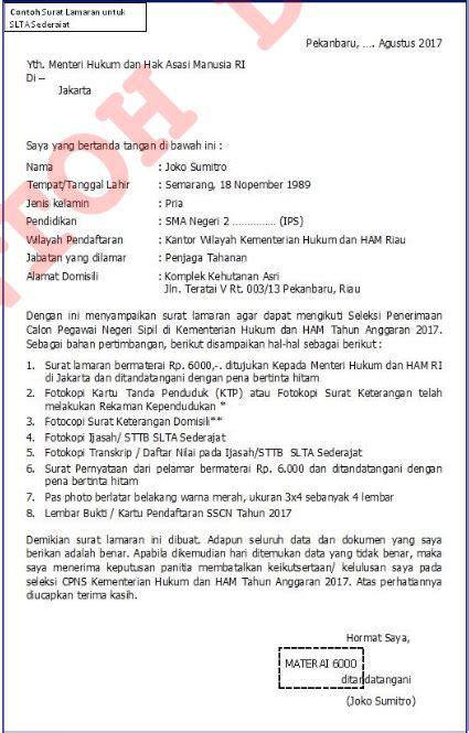 Contoh Soal Cpns Kementerian Panrb Pdf  Pendaftaran Cpns 2018 Kemenkumham Ma Download Contoh Soal