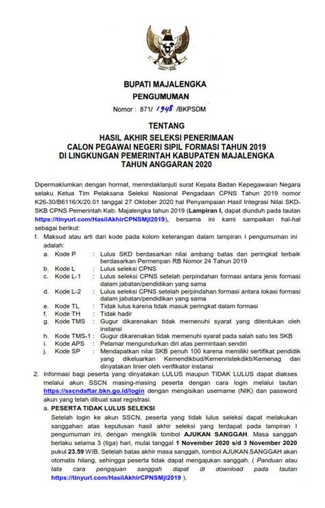 Pengumuman Hasil Cpns Kementerian Perhubungan 2017  Penerimaan Cpns Ikatan Dinas Di 7 Kementerian Lembaga