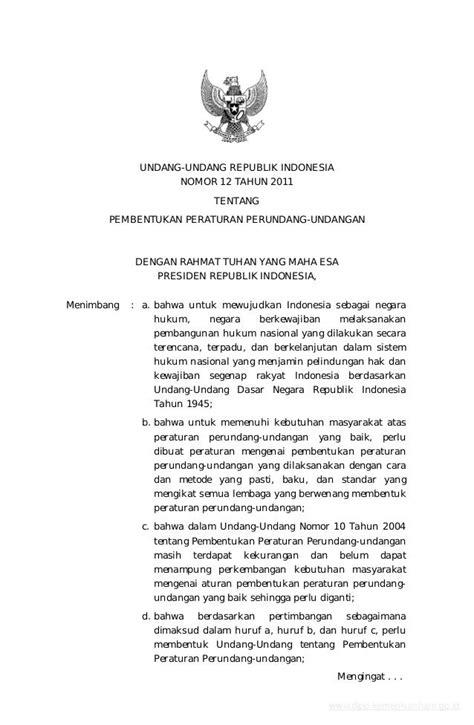 Pengumuman Hasil Cpns Kalimantan Utara 2017 Peraturan Perundangan Tentang Statuta Dan Otk Perguruan