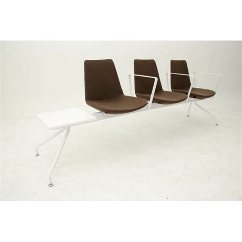 Pera Eco Leather Bench