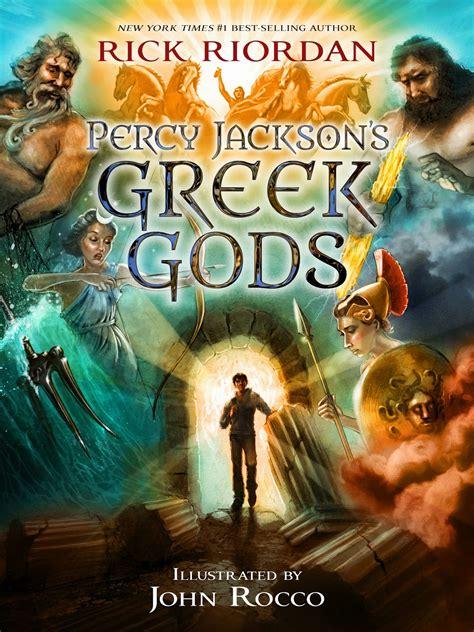 Read Books Percy Jackson's Greek Gods Online