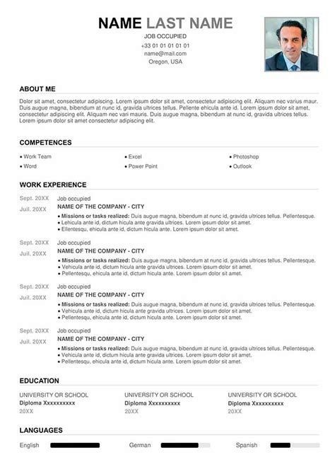 Perfect Resume No Experience The Perfect Resume For Someone With No Experience