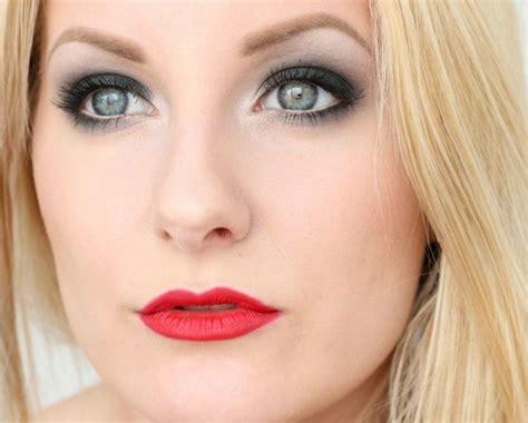 Perfekt Geschminkte Augen