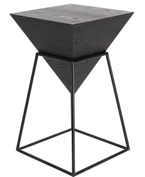 Perryville Pyramid End Table