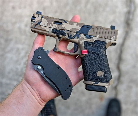 Glock-19 Personalized Glock 19.