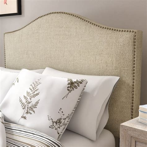 Pesmes Upholstered Panel Headboard