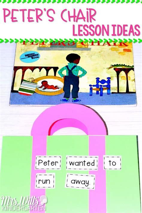 Peters Chair Lesson Plans Kindergarten