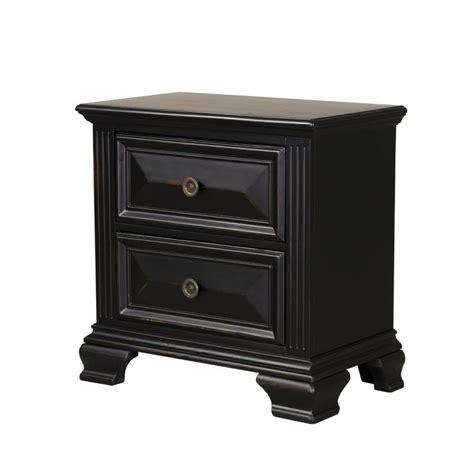 Petronella 2 Drawer Nightstand