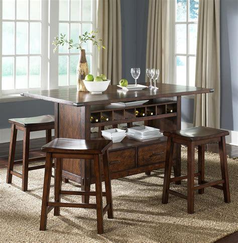 Petrosky Rectangular Pub Table