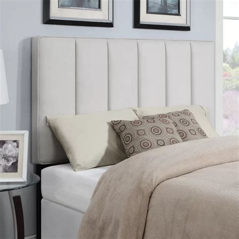 Pettiford Upholstered Panel Headboard